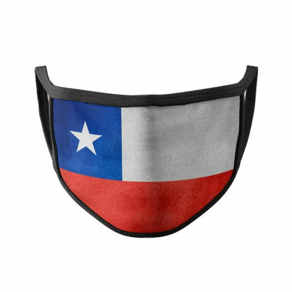 Chile - Gesichtsmaske