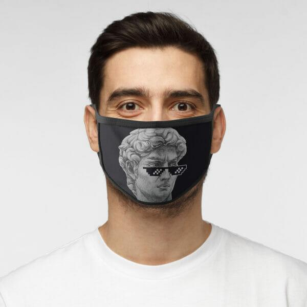 David - Gesichtsmaske