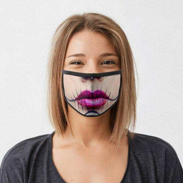Dia de los Muertos - Gesichtsmaske