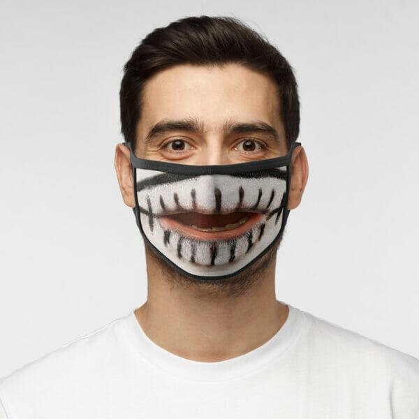 Dia de los Muertos 02 - Gesichtsmaske
