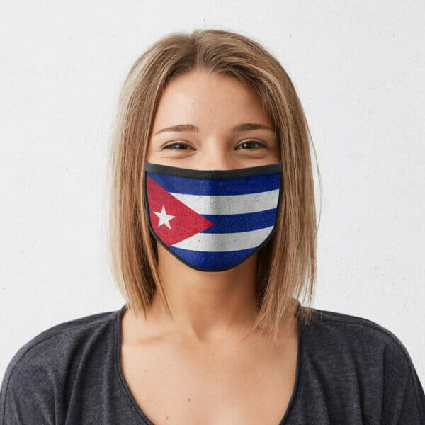 Kuba - Gesichtsmaske