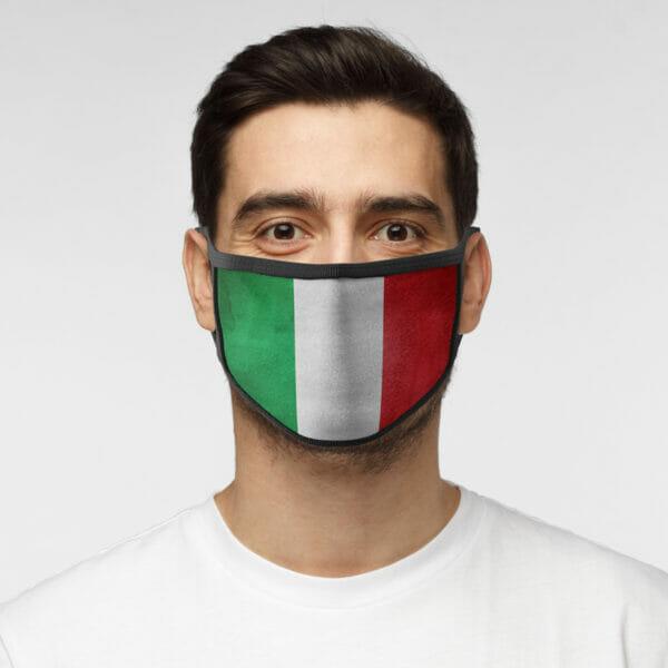Italien - Gesichtsmaske