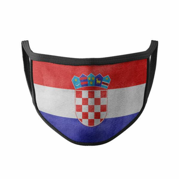 Kroatien - Gesichtsmaske