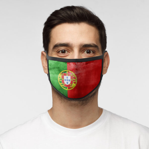 Portugal - Gesichtsmaske